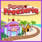 Kizi Papa`s Freezeria