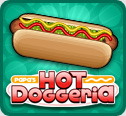 Papa`s Hotdoggeria Game