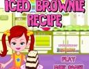 Iced Brownie