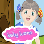 Baby Luana Spring Dress Up