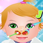 Baby Juliet Nose Doctor