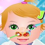 Baby Juliet Nose Doctor