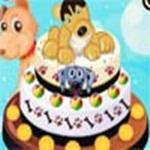 My Doggys Birthday Cake