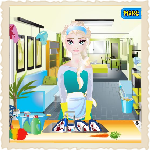 Download Gina - House Cleaning Games
