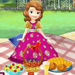 Sofia The First Picnic