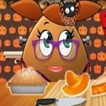 Cooking Pumpkin Pie