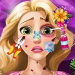 Injured Rapunzel
