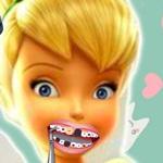Tinkerbell Visit Dentist