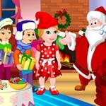 Juliet Christmas Fun