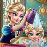 Elsa Baby Wash