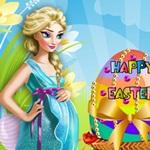 Elsa Easter Egg Decor
