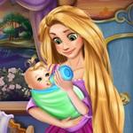 Rapunzel Kid Feeding