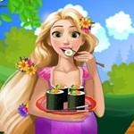 Rapunzel Sushi Cravings