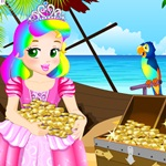Juliet Escapes Treasure Island