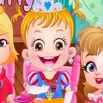 Hazel Princess Makeover