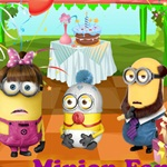 Minion Birtday Party