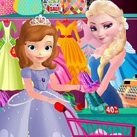 Play Elsa Fashion Store