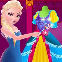 Play Elsa Prom Dress