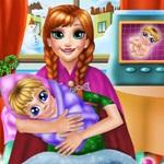 Anna Girl Caring