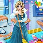 Elsa Bathroom Clean up