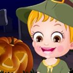 Hazel Halloween Night