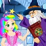 Juliet in the Frozen Castle