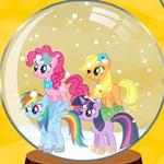 My Little Pony Globe