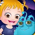 Hazel Alien Friend