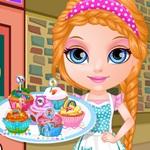 Little Pony Cupcakes