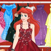 Play Ariel Prom Night