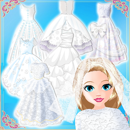 Bride Princess Wedding Salon