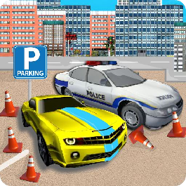 Speed Driving Parking 3d Games