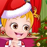 Hazel Christmas Dress up