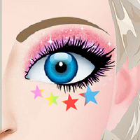 Play Elsa Party Makeup