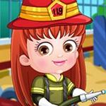 Hazel Firefighter