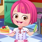 Hazel Chef Dress up