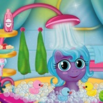 My Little Pony Bath