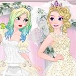 Elsa Bride Dress