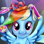 Rainbow Dash Real Haircuts