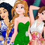 Princesses Runway Models