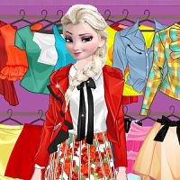 Play Elsa Trendy Look