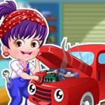 Hazel Mechanic Dress up