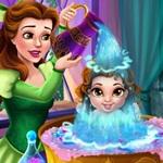 Belle Washing Kid