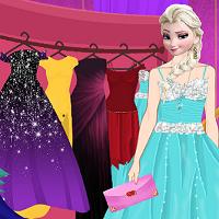 Play Elsa Spring Prom