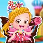 Hazel Chocolate Fairy Dress up