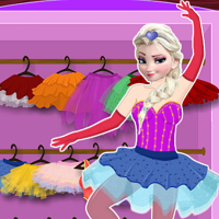 Play Elsa Ballet Dancer
