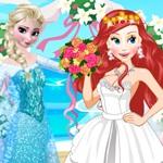 Ariel Wedding