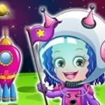 Hazel Astronaut Dress up