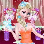 Elsa Royal Prom Salon