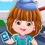 Hazel Air Hostess